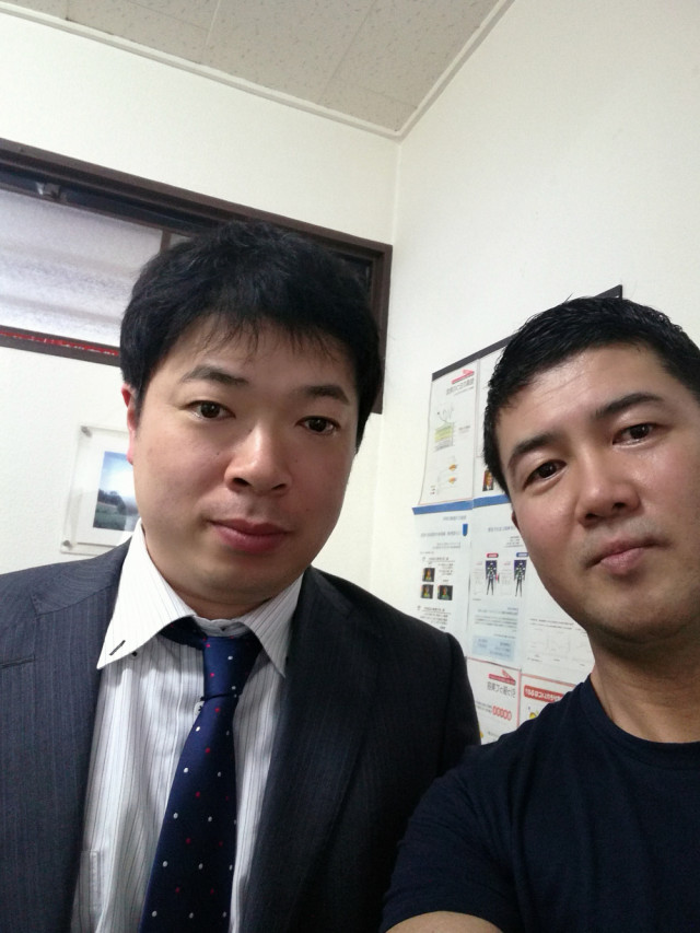 競輪選手の菅原洋輔選手も絶賛!
